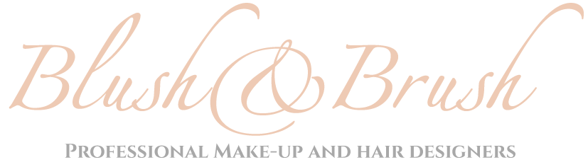 Blush en Brush logo